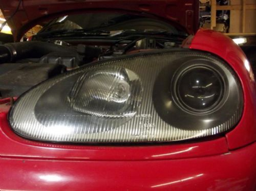Headlamp unit, l/h, Suzuki Cappuccino, UK spec, USED